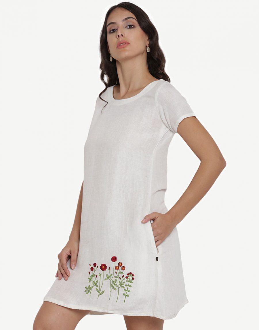 Linen Dresses for Girls